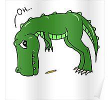 #T-RexProblems Poster