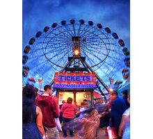 The Skymaster Wheel Photographic Print