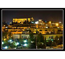 King David hotel Photographic Print