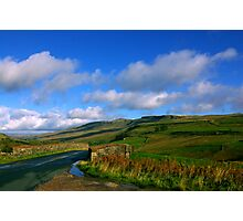The Road to the Dales Photographic Print