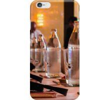 Bottles & Glasses iPhone Case/Skin