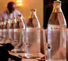Bottles & Glasses Sticker