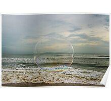 Bubble Rise Poster