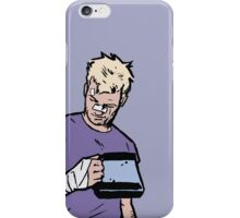 "Hawkeye - ""Good Boy."" iPhone Case/Skin"