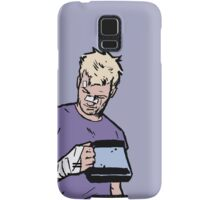 "Hawkeye - ""Good Boy."" Samsung Galaxy Case/Skin"