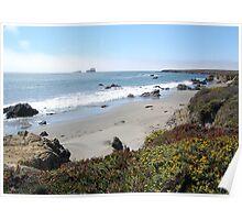 Going Coastal Poster