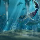 Mermaid ~ Every little girls dream by Squealia