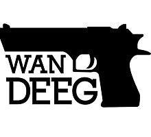 One Deagle, One Shot, One Kill Photographic Print