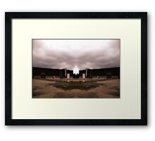 Forgotten Giants Framed Print