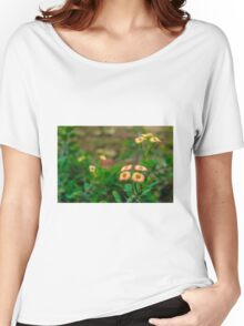 Crown of Thorns Flower Women's Relaxed Fit T-Shirt