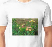 Crown of Thorns Flower Unisex T-Shirt