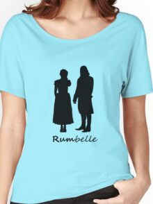 Rumbelle Women's Relaxed Fit T-Shirt
