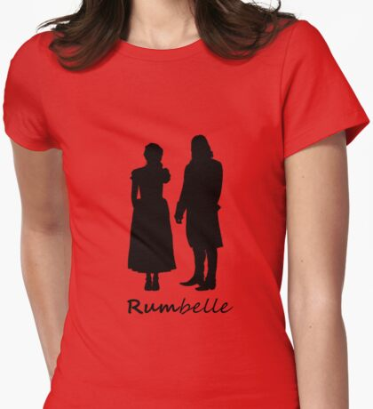 Rumbelle Womens Fitted T-Shirt