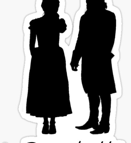 Rumbelle Sticker