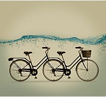 Deep Sea Tandem Photographic Print