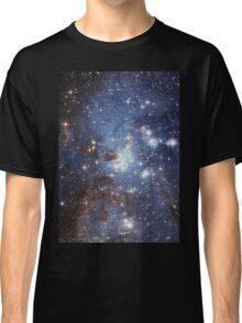 Blue Galaxy Classic T-Shirt