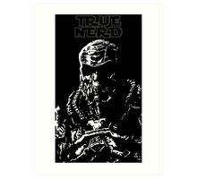 General Zod (Man of Steel) Art Print