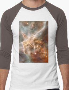 Pearl Galaxy Men's Baseball ¾ T-Shirt