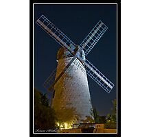 The Windmill 1 Photographic Print
