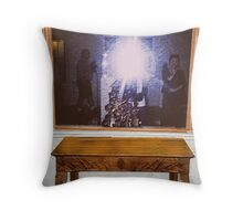 no reflection- what went wrong? Throw Pillow