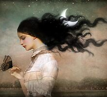 she likes the night by ChristianSchloe