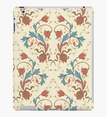 Elegance Seamless pattern with flowers ornament iPad Case/Skin