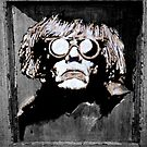 WARHOL on wood by ARTito