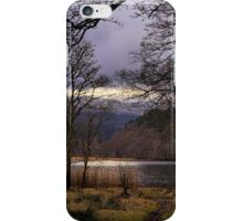 Loch Venachar iPhone Case/Skin