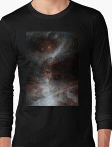 Black Galaxy Long Sleeve T-Shirt