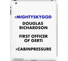 Mighty Sky God iPad Case/Skin