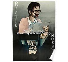 Newcastle Mark: Richie Simpson Poster