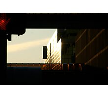 Ambiguous Abstraction Photographic Print