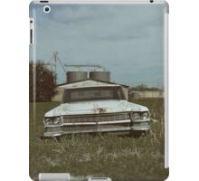 Cadillac Dreams iPad Case/Skin