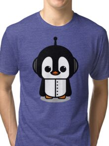 Piibbot - The Penguin Robot Tri-blend T-Shirt
