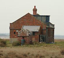 Anyone home? by Steve Etheridge