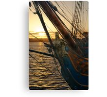 The Majesty Of The Ocean Canvas Print