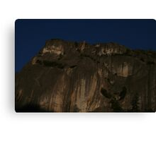 El Capitan Yosemite NP Canvas Print