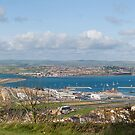 Chesil Beach by bubblebat
