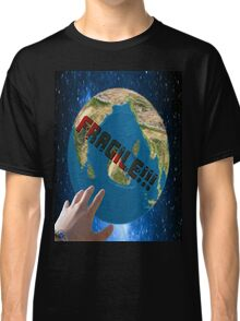 the fragile planet Classic T-Shirt