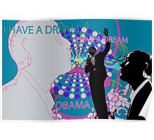 I have a dream... Poster