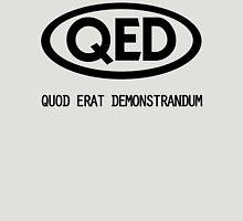 Quod Erat Demonstrandum T-Shirt