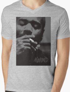 Death Grips - Smoking Mens V-Neck T-Shirt
