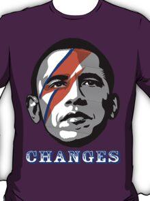 OBAMA CHANGE T-SHIRT  T-Shirt