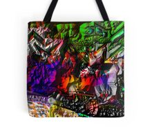 the greight EYE AM Tote Bag