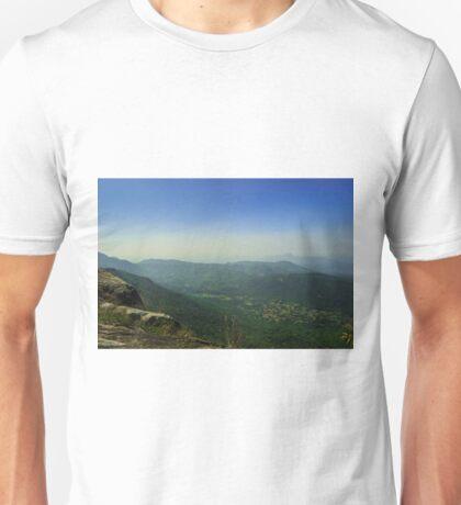 Green Valley & Blue Sky Unisex T-Shirt