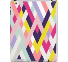 Smart Diagonals Blue iPad Case/Skin