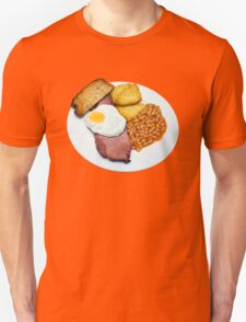 Gammon Egg and Beans T-Shirt