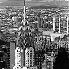 Chrysler Building by Jonathan Eggers
