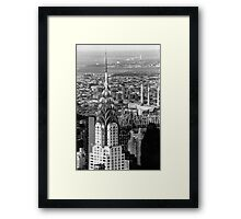 Chrysler Building Framed Print