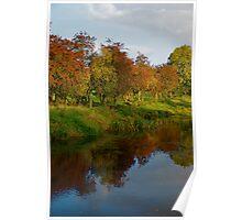 Ireland In Autumn II Poster